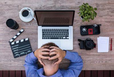 Sveriges första manliga bloggare