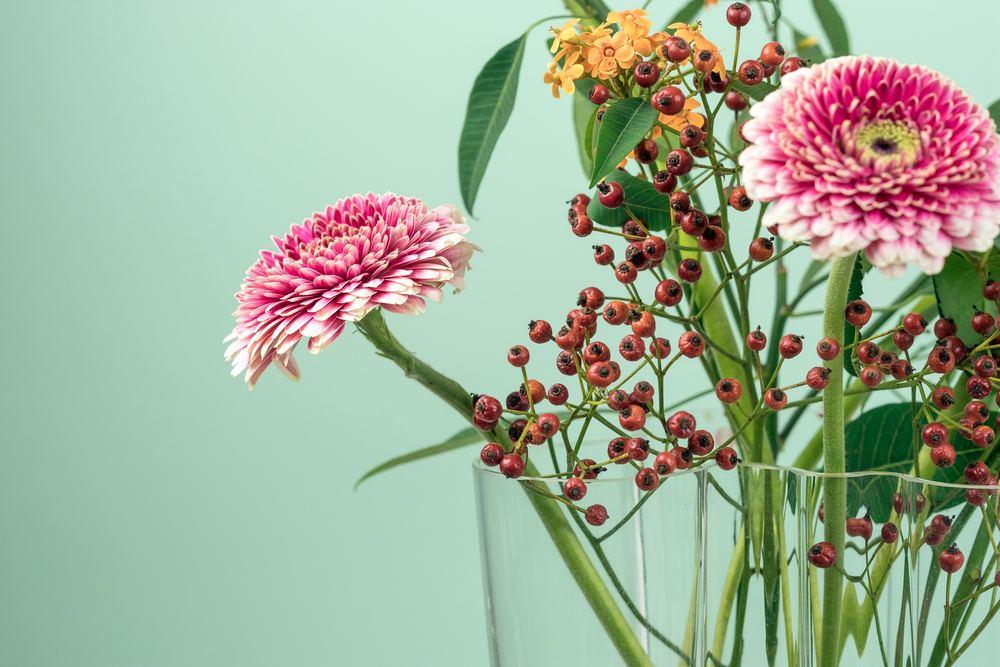 Konstgjorda blommor för hem och företag