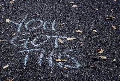 Låt stressen vara din läromästare